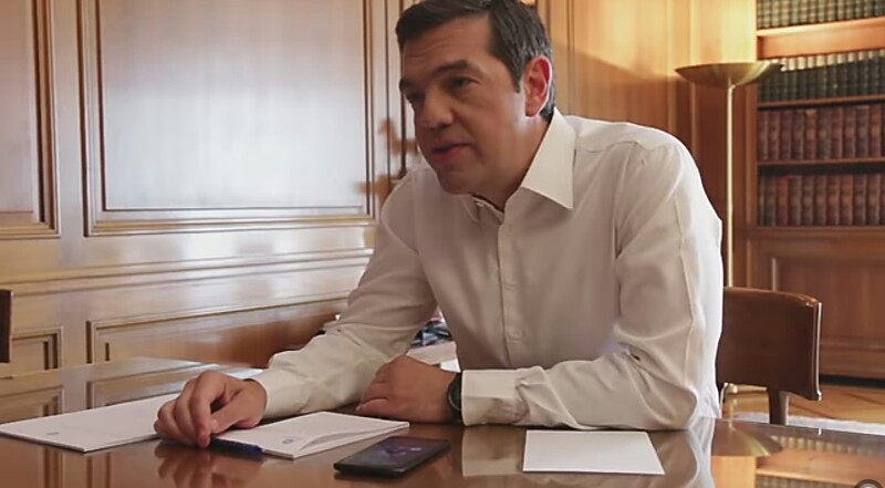 Zoran, do you know Prespes; Δείτε το βίντεο του Τσίπρα με τον Ζάεφ