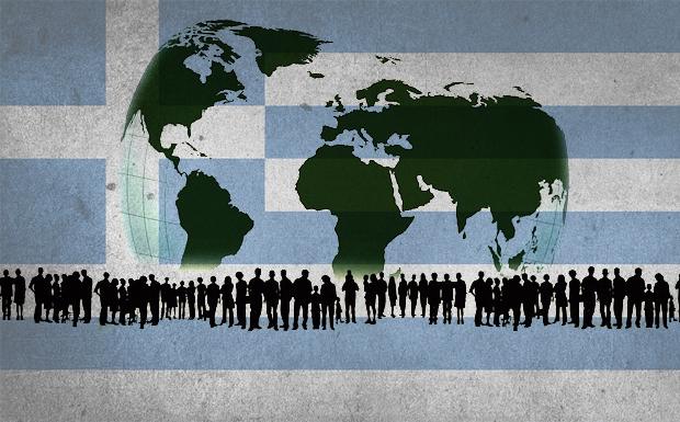 Πόσοι Έλληνες, λέτε, ζουν σε όλον τον πλανήτη;