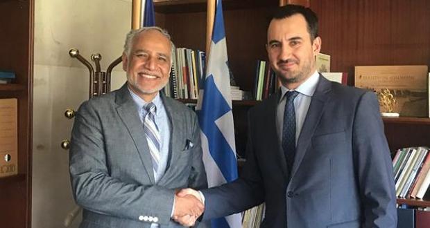 Αλ. Χαρίτσης: Ο τεράστιος όγκος των μεταρυθμίσεων στην Ελλάδα, διαμορφώνει ένα πολύ ευνοϊκό οικονομικό περιβάλλον