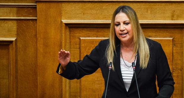 Φ. Γεννηματά: Η πόλις εσάς θα καταδιώκει για πάντα κ. Τσίπρα – Ορίστε άμεσα ημερομηνία εκλογών