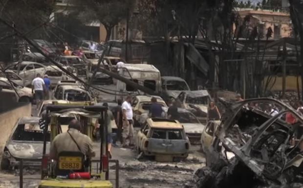 Δήμαρχος Ραφήνας – Πικερμίου: Δεν υπήρξε εντολή εκκένωσης