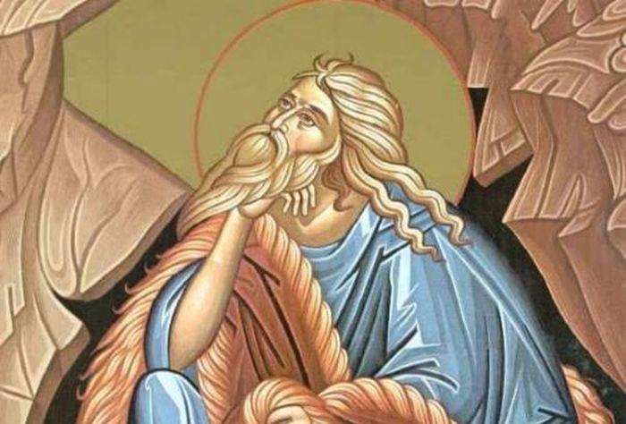 20 Ιουλίου: Εορτή του Αγίου Προφήτου Ηλία