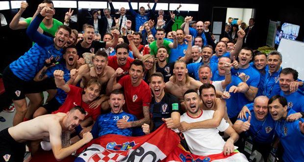 Ίστορική η πρόκριση στον τελικό του Μουντιάλ για την Κροατία