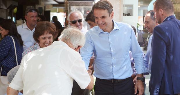 Κυρ. Μητσοτάκης: Εκλογές το αργότερο μέχρι τον Μάιο