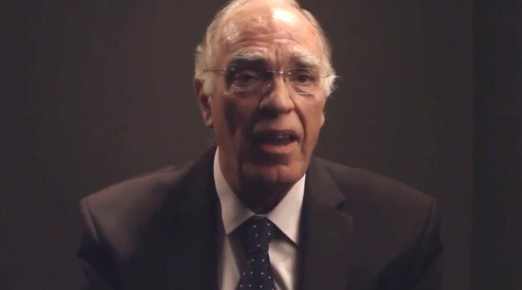 Ο Β. Λεβέντης νοσηλεύεται στον Ευαγγελισμό με κορονοϊό