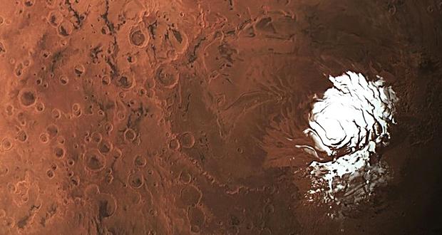 «Λίμνη υγρού νερού στον Άρη», πιθανώς η ανακάλυψη της δεκαετίας