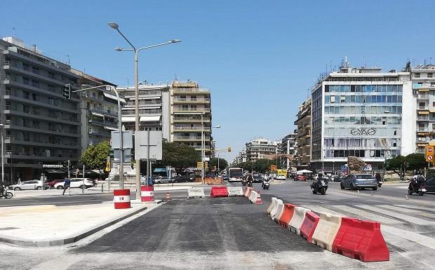 ΣΤΑΘΜΟΣ ΣΙΝΤΡΙΒΑΝΙ – Αποκατάσταση κυκλοφοριακών ρυθμίσεων