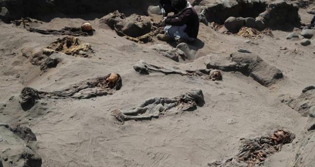 Η μεγαλύτερη σφαγή παιδιών στην ιστορία της ανθρωπότητας έγινε τον 15ο αιώνα στο Περού στο πλαίσιο τελετουργικού