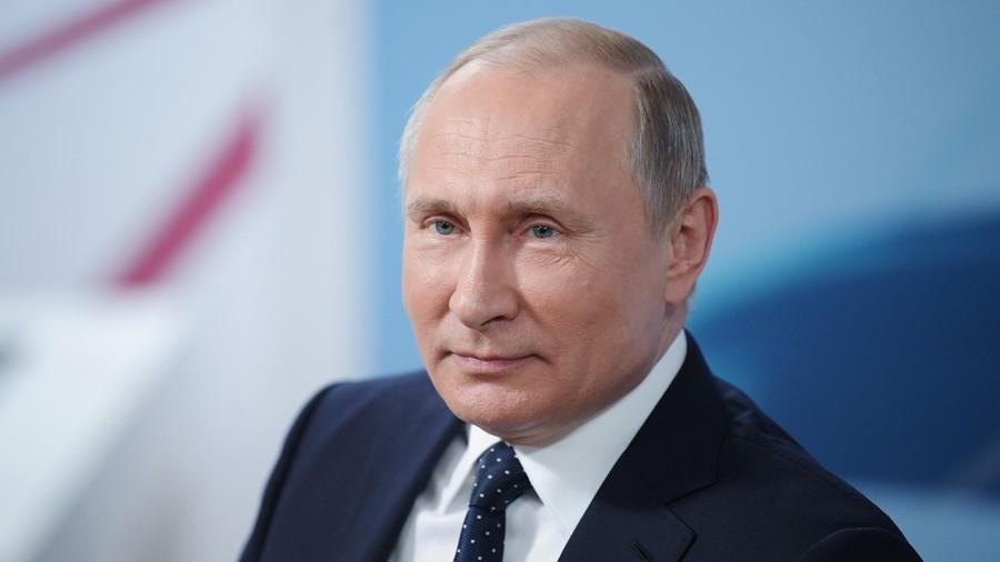 Επιστολή Βλ. Πούτιν στον ΠτΔ Π. Παυλόπουλο και τον Πρωθυπουργό Α.Τσίπρα – Μήνυμα μέσω twitter της Πρεσβείας της Ρωσίας