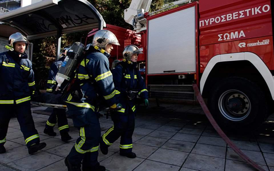 Δωρεά ύψους 25 εκατ. ευρώ από το Ιδρυμα Σταύρος Νιάρχος στην Πυροσβεστική