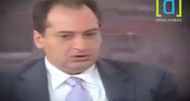 Την εποχή που ο Χρ. Σπίρτζης εξηγούσε πώς να νομιμοποιήσεις αυθαίρετο στο Μάτι! (βίντεο)