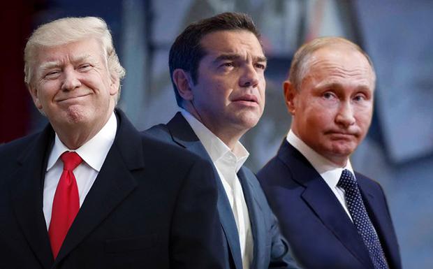 Από τον Πούτιν στον Τραμπ