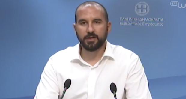 Τα μέτρα ανακούφισης των πληγέντων που ανακοίνωσε ο Δ. Τζανακόπουλος