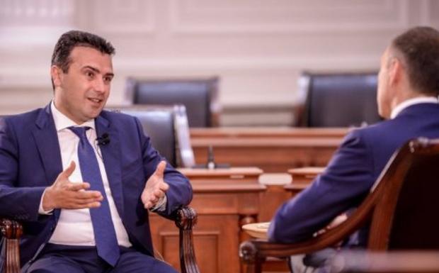 Ζάεφ: Μέχρι 15 Ιανουαρίου η κύρωση της συμφωνίας – Δημοψήφισμα Σεπτέμβριο ή Οκτώβριο
