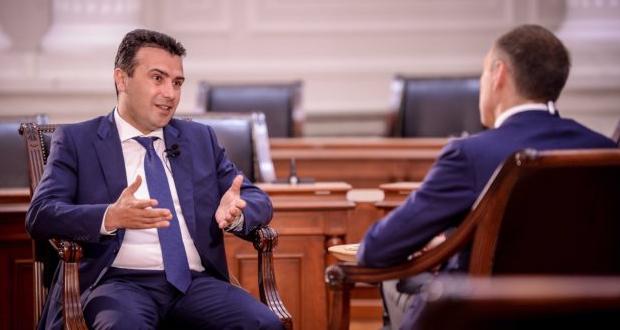 Ο Ζάεφ αποκαλύπτει πότε θα κυρωθεί η συμφωνία για το Σκοπιανό από την ελληνική βουλή – ΒΙΝΤΕΟ