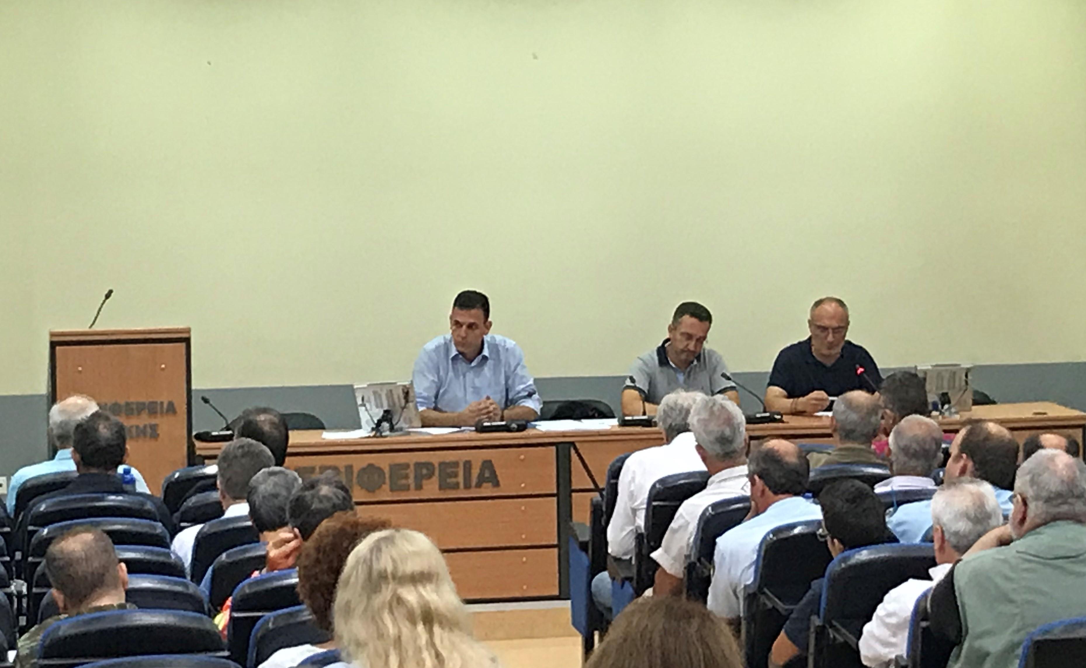 Βόρειος Τομέας Αθηνών: «Λειτούργησε η έγκαιρη προειδοποίηση στους κατοίκους- Σοβαρά προβλήματα από την επιβάρυνση των ρεμάτων Ποδονίφτη Σαπφούς, Φιλοθέης και κ.ά»