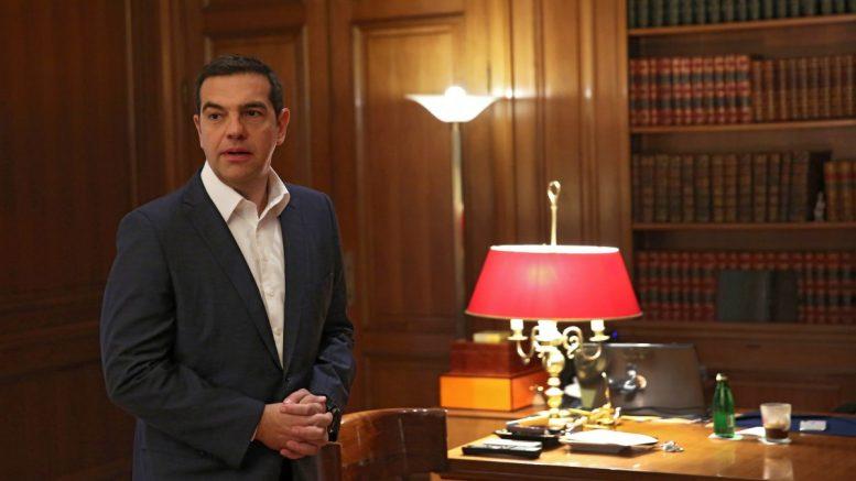 Έκτακτο ΚΥΣΕΑ: Ο Τσίπρας ξηλώνει αρχηγούς ΕΛΑΣ και ΠΣ: Αναμονή για τους αντικαταστάτες