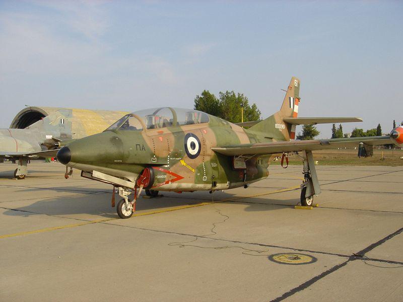 Γνωρίστε το Τ2- Buckeye της Πολεμικής αεροπορίας (βίντεο)
