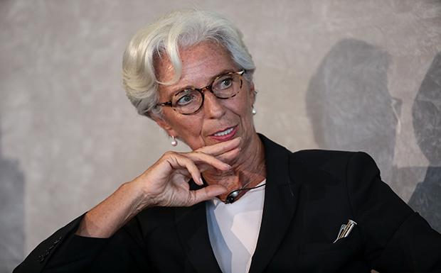 Τα λάθη σας, κυρία Λαγκάρντ, να  τα πληρώσετε εσείς και όχι ο ελληνικός λαός