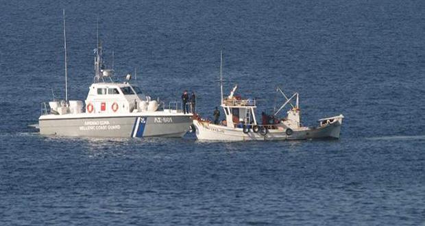 Απροστάτευτοι οι ψαράδες μας από την τουρκική εισβολή στα χωρικά μας ύδατα