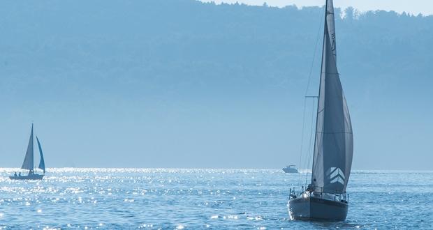 Πρόσκρουση ιστιοφόρων σκαφών στην Λευκάδα