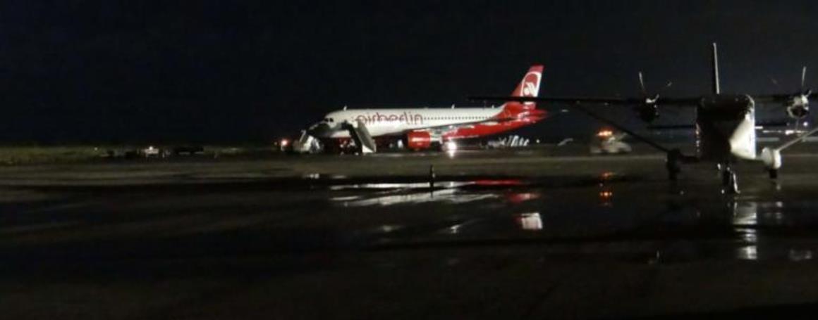 Συναγερμός στο αεροδρόμιο των Χανίων για βόμβα σε αεροσκάφος