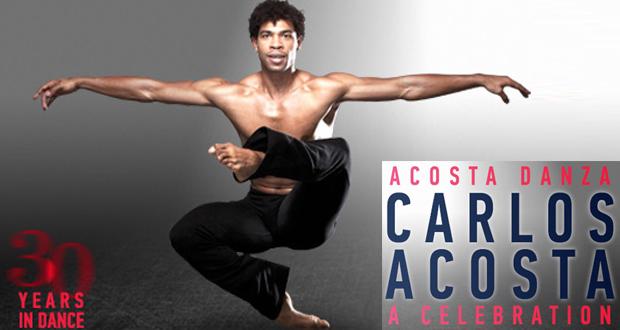 CARLOS ACOSTA – ACOSTA DANZA – A CELEBRATION