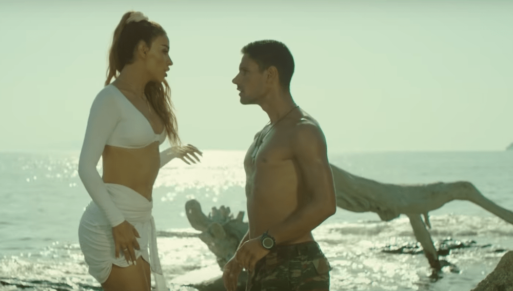 """Κυκλοφόρησε το video clip του Caramela της Ελένης Φουρέιρα και είναι soundtrack της ταινίας """"Αιγαίο SOS"""""""