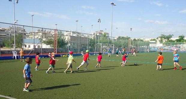 Η Περιφέρεια Αττικής αναβαθμίζει τις αθλητικές υποδομές της Αθήνας