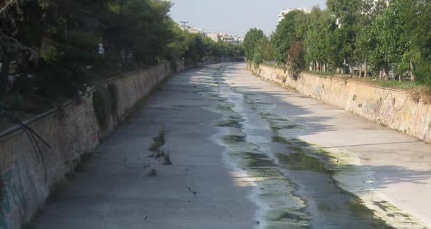 Το Υπουργείο Υποδομών και Μεταφορών αναλαμβάνει τη χρηματοδότηση στην κοίτη του Ιλισού