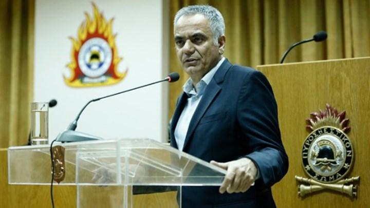 ΤΩΡΑ – Συγκλήθηκε εκτάκτως το Συμβούλιο Διαχείρισης Κρίσεων για τη φωτιά στην Εύβοια