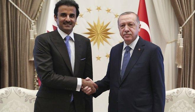 Πακτωλό χρήματος στην Τουρκία υποσχέθηκε το Κατάρ