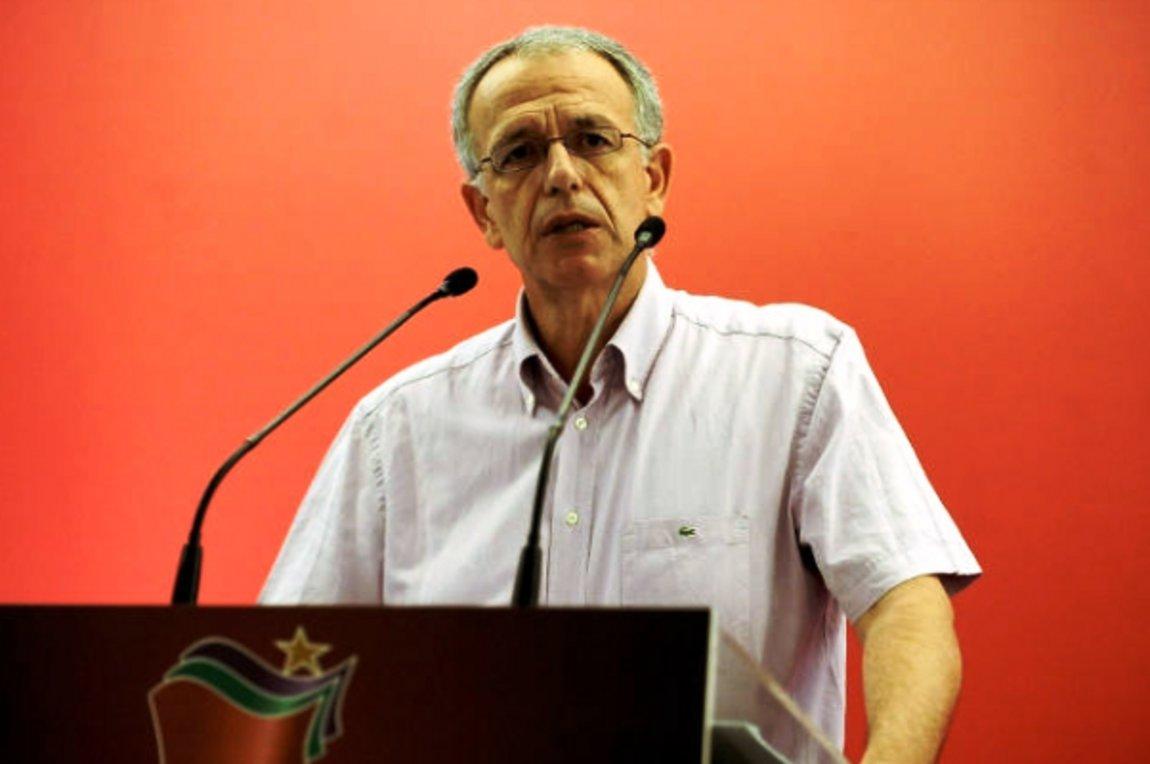 Π. Ρήγας: Ο ΣΥΡΙΖΑ εργάζεται συστηματικά για τη διαμόρφωση μιας μεγάλης κοινωνικής συμμαχίας απέναντι στη δεξιά