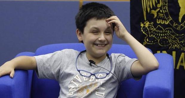Κάρλος Αντόνιο Σανταμαρία Ντίας: Ο μόλις 12 ετών, φοιτητής… στο UNAM
