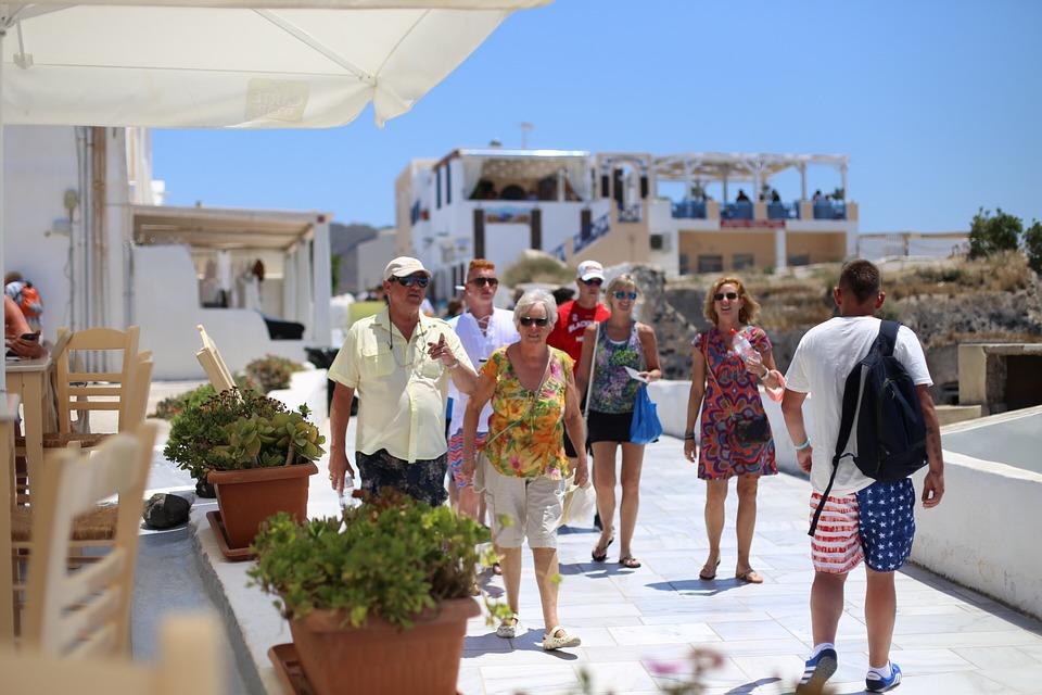 Σχεδόν 40% περισσότεροι οι Γερμανοί τουρίστες φέτος στην Ελλάδα