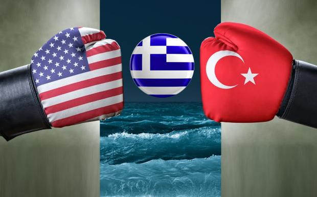 Δ. Κωνσταντακόπουλος: Ο πόλεμος Αμερικής – Τουρκίας και η θέση της Ελλάδας