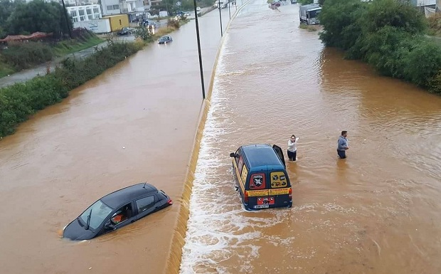 Αποζημίωση 65.743 ευρώ σε πληγέντες από την πλημμύρα της 26ης Οκτωβρίου 2017