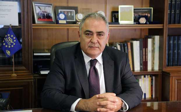 """Γιάννης Χατζηθεοδοσίου στο """"Π"""": Η ΚΕΕΕ θα εφαρμόσει επάξια τον ρόλο της ως συμμάχου της επιχειρηματικότητας"""