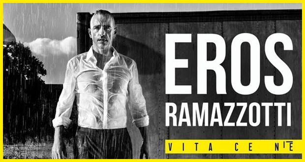 Eros Ramazzotti live in Athens – 27/9/2019, Κλειστό Φαλήρου
