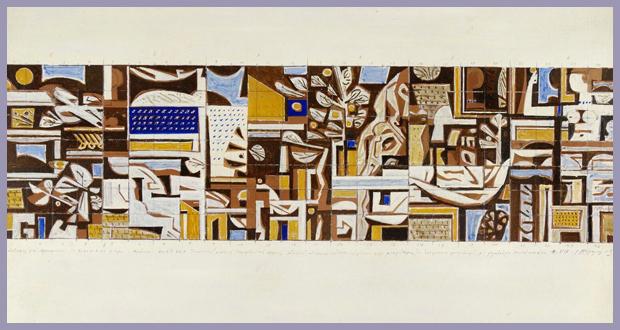 Αναδρομική έκθεση του μεγάλου Έλληνα ζωγράφου ΓΙΑΝΝΗ ΜΟΡΑΛΗ στο Μουσείο Μπενάκη