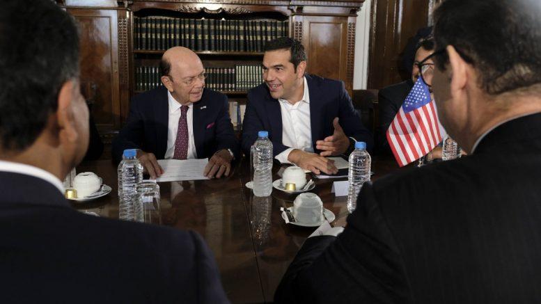Τσίπρας και Τραμπ συμφώνησαν σε μεγάλο βαθμό, λέει ο Ρος: Κλειδί η ανάπτυξη των επιχειρήσεων