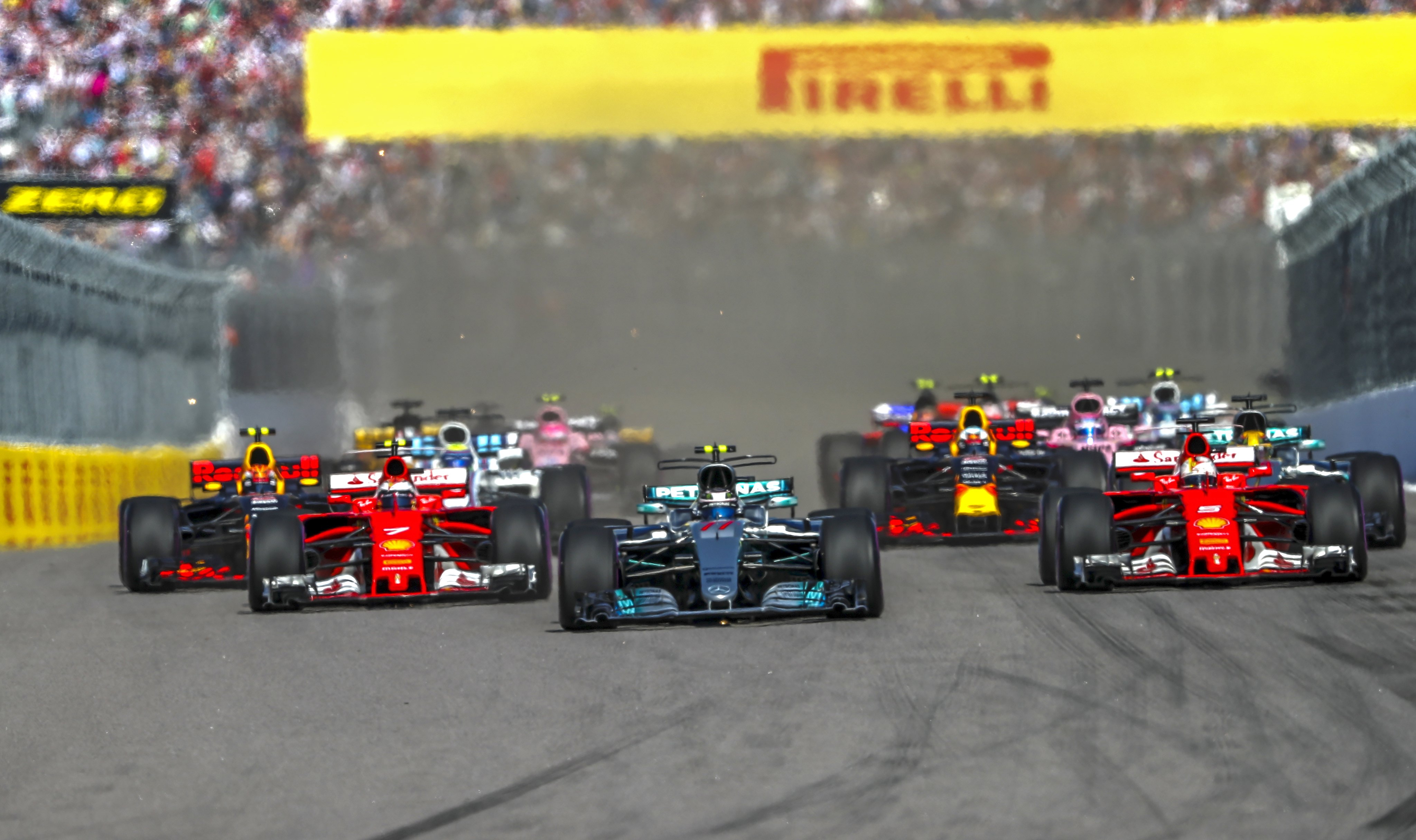 FORMULA 1 – Γκραν Πρι της Ρωσίας