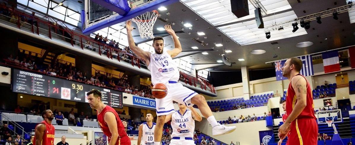 Ένα… ξέσπασμα ήταν αρκετό για την Εθνική, νίκησε με 76-87 το Μαυροβούνιο