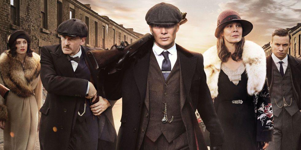 Ξεκίνησαν τα γυρίσματα της 5ης σεζόν της σειράς Peaky Blinders