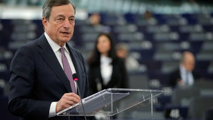 Ντράγκι: Η ΕΚΤ δεν θα μιλήσει ξανά για το θέμα των συντάξεων στην Ελλάδα