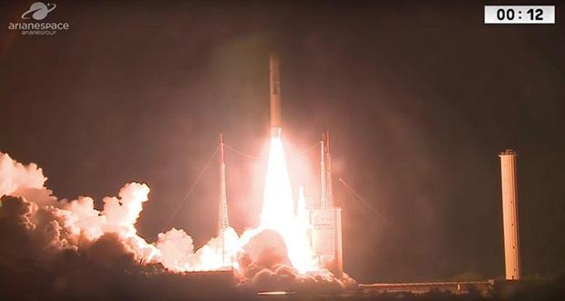 Πραγματοποιήθηκε η 100ή εκτόξευση του Ariane 5