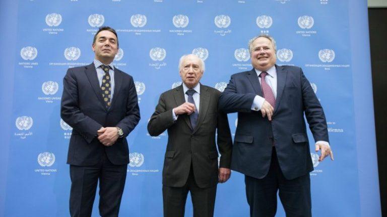 Νίμιτς: Ψηφίστε τη συμφωνία των Πρεσπών – Μπορεί να αλλάξει η κυβέρνηση στην Ελλάδα