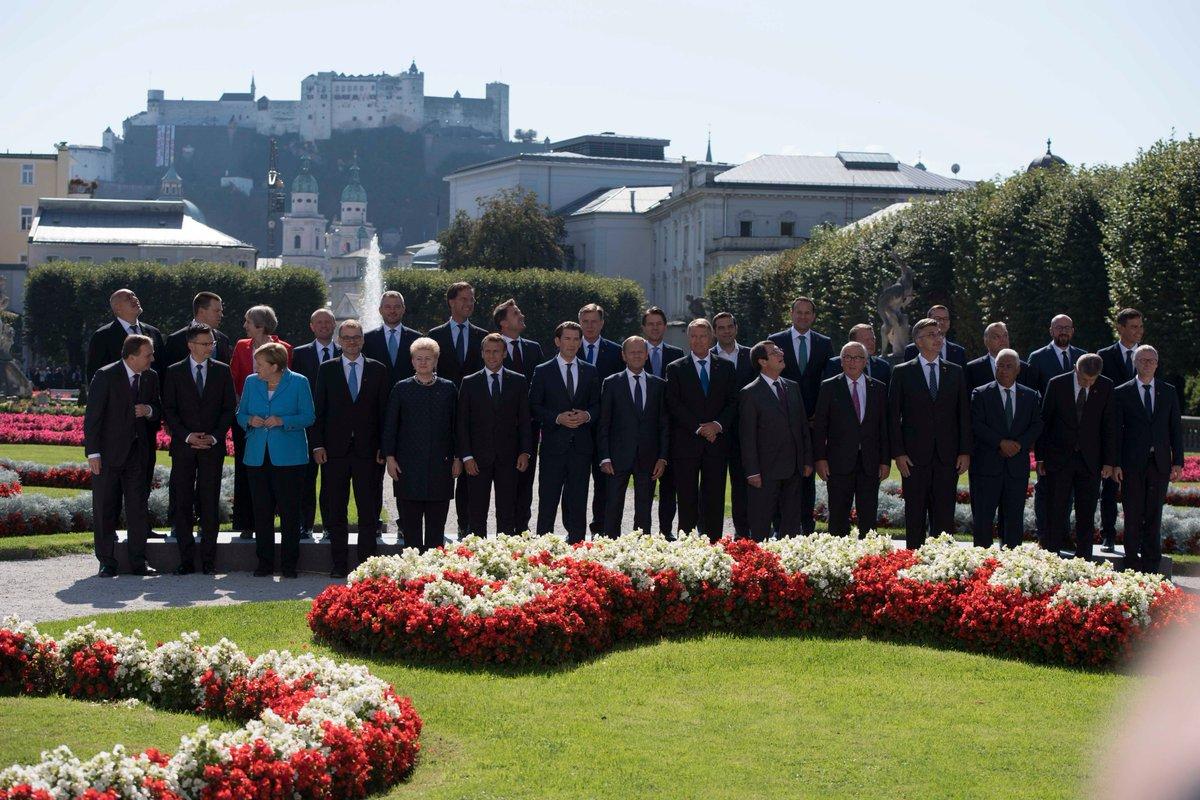 Τη δημιουργία Ευρωπαϊκού Μηχανισμού Πολιτικής Προστασίας, ζήτησε ο Αλ. Τσίπρας