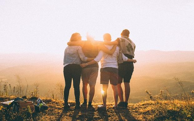Οι καλοί φίλοι είναι απαραίτητοι για να έχουμε καλή ψυχική υγεία