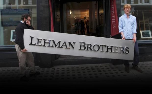 Ν. Στραβελάκης: Δέκα χρόνια από την κατάρρευση της Lehman Brothers